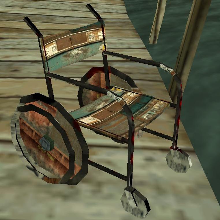 Rusty Wheelchair | GTA Myths Wiki | FANDOM powered by Wikia