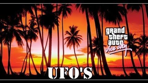 GTA Vice City Myths & Legends - UFO's HD
