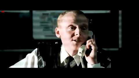 Hot Fuzz (2007) Peter Ian Staker