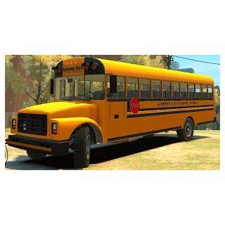 A School Bus mod for GTA IV.