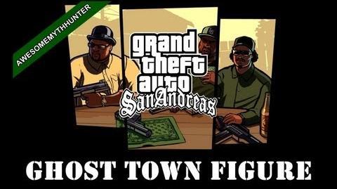 GTA San Andreas Myths & Legends -Ghost Town Figure HD