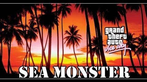 GTA Vice City Myths & Legends -Sea Monster HD
