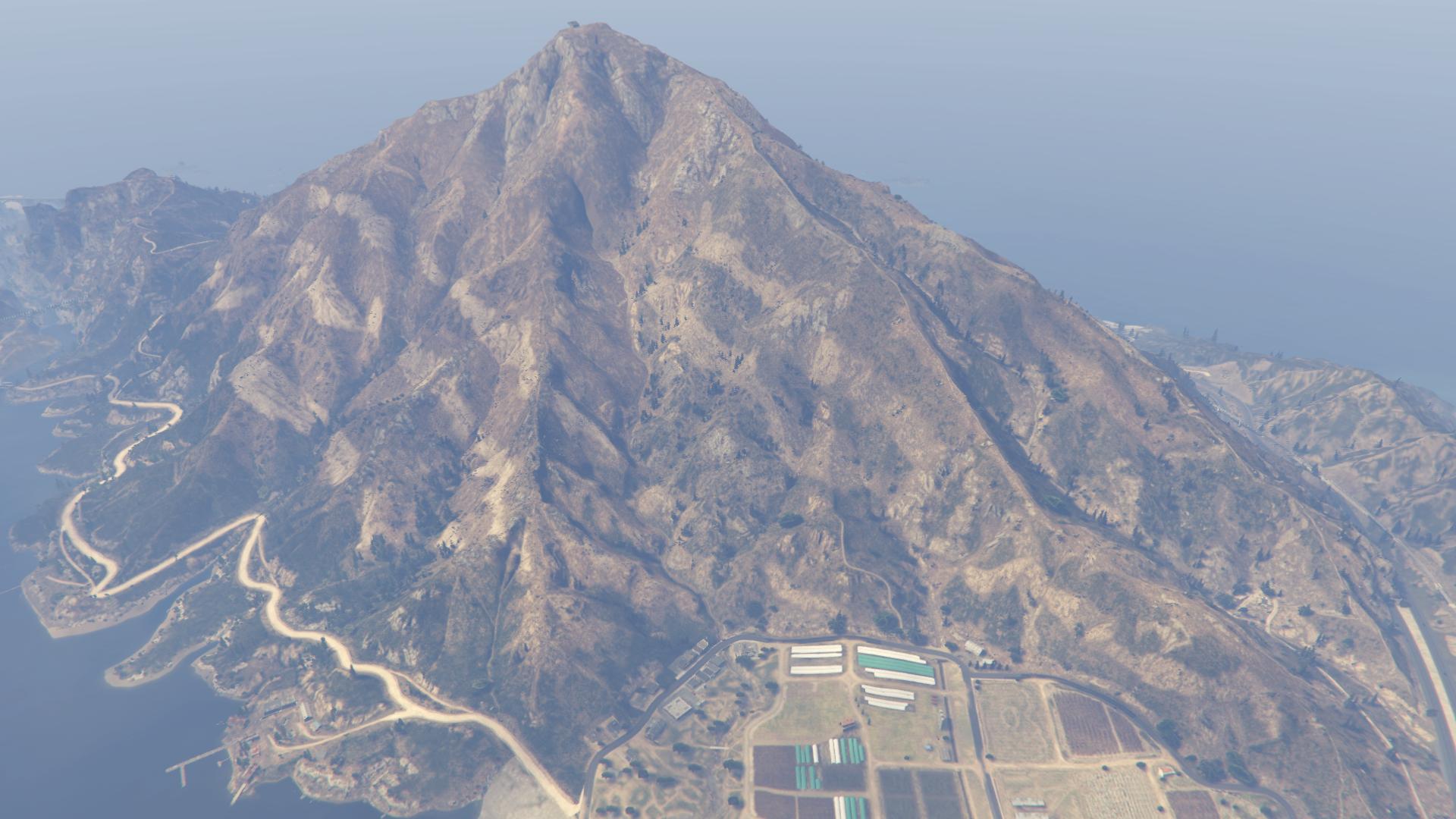 Mount Chiliad | GTA Myths Wiki | FANDOM powered by Wikia