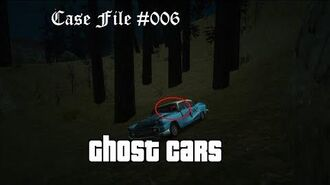 GTA SA Myth - Ghost Cars