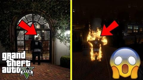 WOW I Also Saw Michael's Ghost in GTA 5!