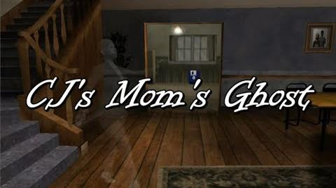 Grand Theft Auto San Andreas Myths and Legends - Myth 2 - CJ's Mom's Ghost