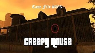 GTA SA Myth - Creepy House