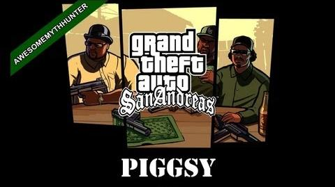 GTA San Andreas Myths & Legends -Piggsy HD