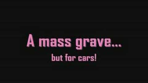 GTA Vice City - Myth Hunters -Case 4- Car Grave