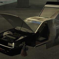 An undrivableBlista Compact.