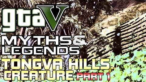 GTA 5 Myths & Legends (60fps) Tongva Hills Creature Part 1