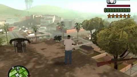 Gta San Andreas-Ghost police Maverick