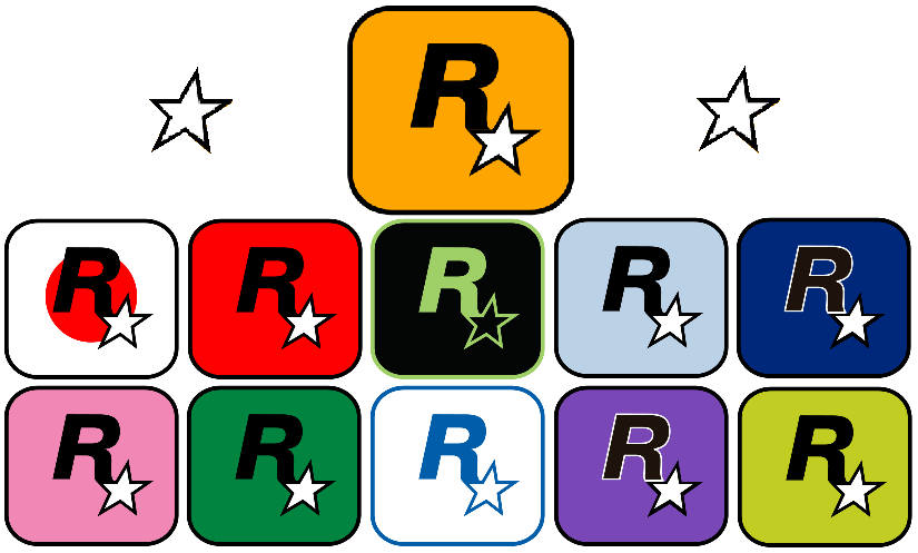 rockstar logo gta myths wiki fandom powered by wikia