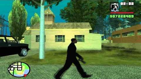 GTA San Andreas Myth GRAVE ROBBER (Ed Gein)-0