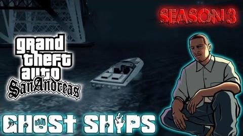GTA San Andreas Myths & Legends - Ghost Shps