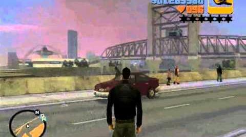 GTA III Myth Hunting Episode 1 Glitch or beta leftover?-0