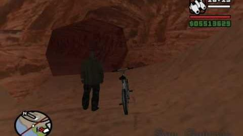 GTA SA Myth Hunters Case 9- Fort Carson Tunnel