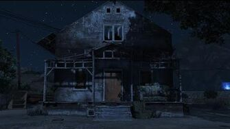 GTA V Myth Creepy House