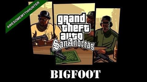 GTA San Andreas Myths & Legends -BigFoot HD-1