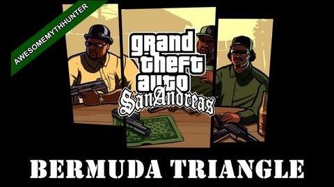 GTA San Andreas Myths & Legends -Bermuda Triangle HD-3