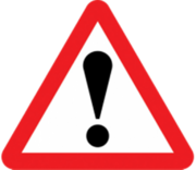 Warningsign