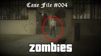 GTA SA Myth - Zombies