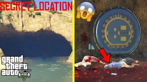 GTA 5 - There's SOMETHING DEADLY in This SECRET LOCATION