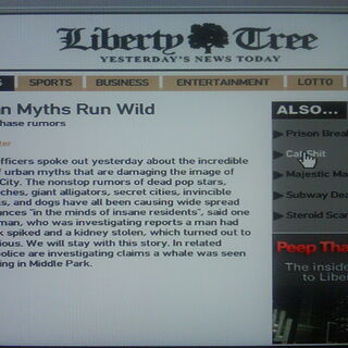 Article on Liberty City Tree.