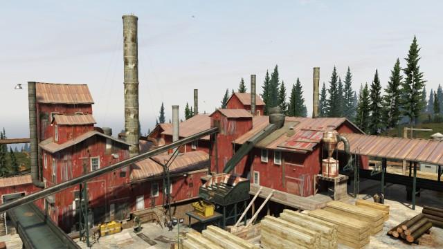 Abandoned Sawmill | GTA Myths Wiki | FANDOM powered by Wikia
