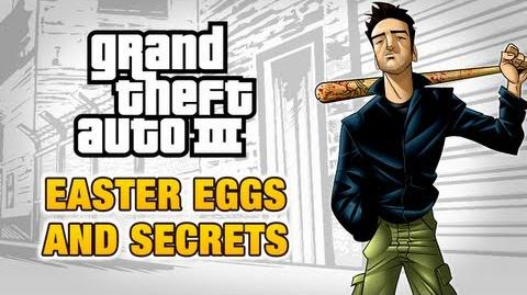 GTA 3 - Easter Eggs and Secrets