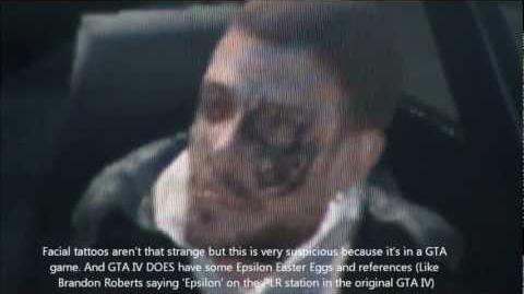 GTA IV- The guy with an Epsilon tattoo found!