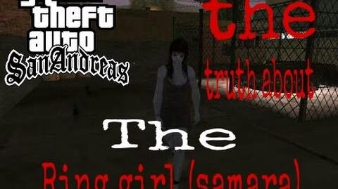 Gta san andreas easter eggs and myths-8 The truth about the ring girl (samara)