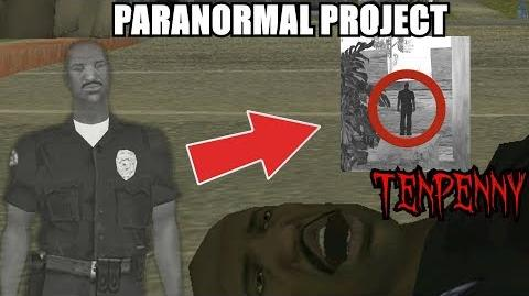 TENPENNY STILL ALIVE? OR HIS GHOST? 1 4 GTA San Andreas Myths - PARANORMAL PROJECT 65