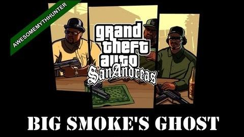 GTA San Andreas Myths & Legends -Big Smoke's Ghost HD
