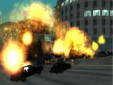Exploding Vehicles