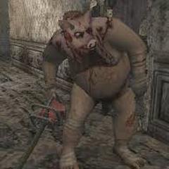 Piggsy as seen in <i>Manhunt</i>,