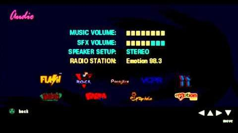Grand Theft Auto Vice City Stories Radio- Emotion 98.3