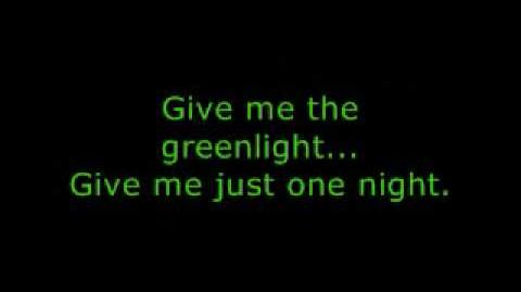 Green light -John Legend Lyrics D