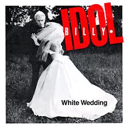 Billyidol Whitewedding