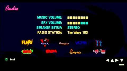 Grand Theft Auto Vice City Stories Radio- Wave 103