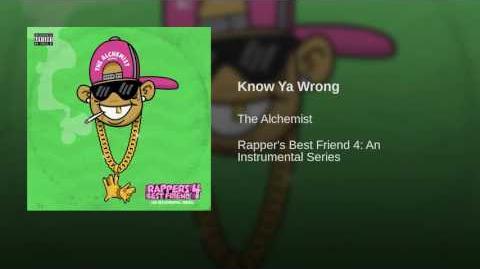Know Ya Wrong
