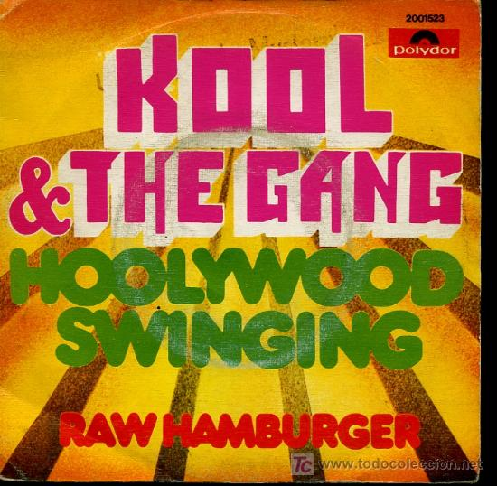 Hollywood lyric swinging