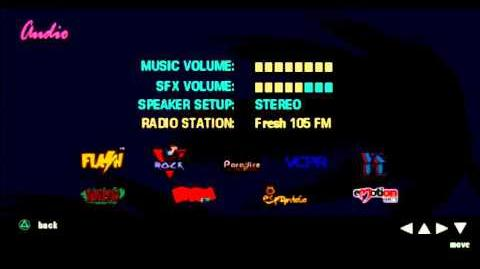 Grand Theft Auto Vice City Stories Radio- Fresh 105 FM