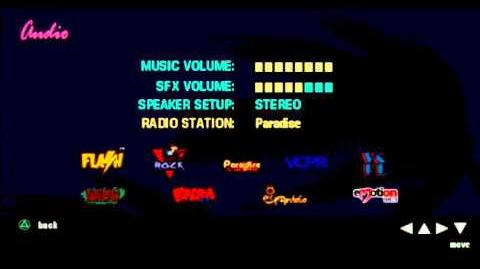 Grand Theft Auto Vice City Stories Radio- Paradise FM