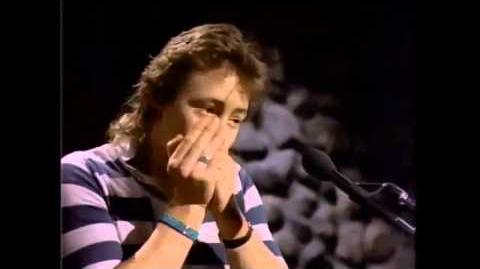 Julian Lennon - Too Late For Goodbyes ( Original Music Video) HD