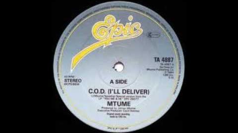 Mtume-C.O.D