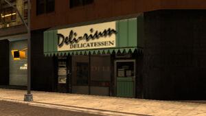 Deli-sium Delicatessen (LCS)