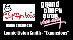 "GTA Vice City - Radio Espantoso Lonnie Liston Smith - ""Expansions"""