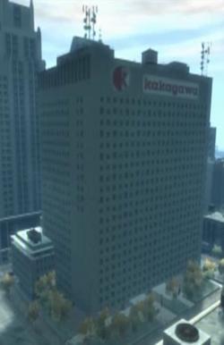 Kakagawa Building (IV)