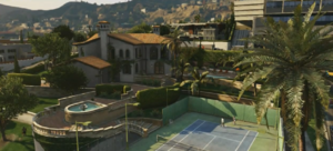 Michael's House-GTAV